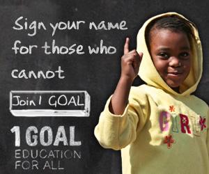 1 Goal - Education for all